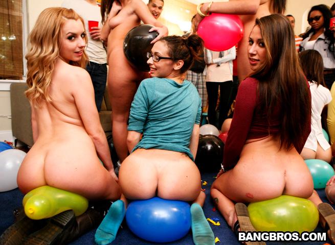 Balloon animals sex